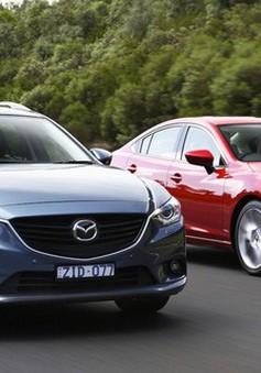 Trung Quốc thu hồi hơn 206 nghìn xe Mazda 6