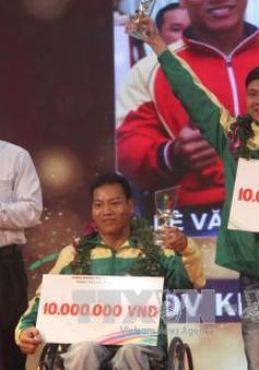 Thành phố Hồ Chí Minh vinh danh tài năng thể thao năm 2016