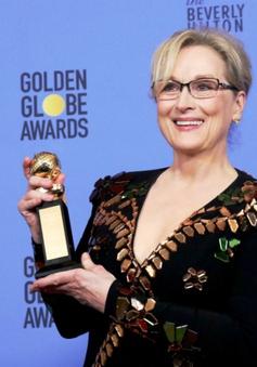 Meryl Streep - Nữ hoàng của giải  thưởng Quả cầu vàng