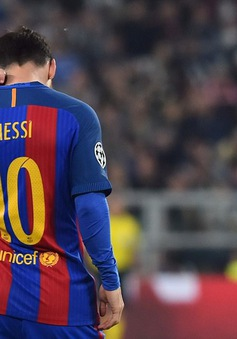 Messi muốn bỏ Barcelona đến Man City