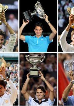 Roger Federer – ông vua của các danh hiệu lớn