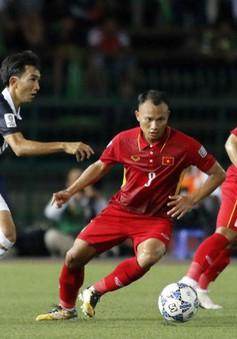 ĐT Campuchia 1 - 2 ĐT Việt Nam: Chiến thắng nhọc nhằn