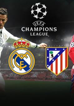 1h45 ngày 3/5, Real Madrid - Atletico Madrid: Các con số thống kê trước trận derby Madrid tại Champions League