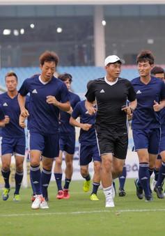ẢNH: Tuyển các Ngôi sao K-League tập làm quen sân Mỹ Đình trước trận giao hữu