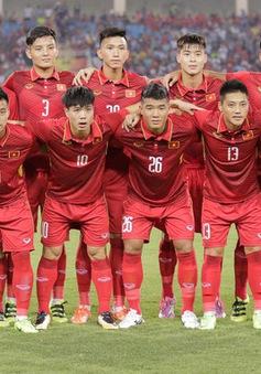 Danh sách 24 cầu thủ U22 Việt Nam đi Hàn Quốc tập huấn