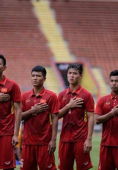 Bảng xếp hạng bảng B, bóng đá nam SEA Games 29: U22 Việt Nam vững ngôi đầu