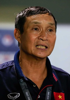 NÓNG: HLV Mai Đức Chung thay thế HLV Hữu Thắng dẫn dắt ĐT Việt Nam