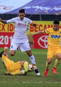 Vòng 21 giải VĐQG V.League 2017 trở lại: Tâm điểm FLC Thanh Hoá tiếp đón CLB Hà Nội