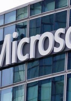 5 vị trí chủ chốt ở Microsoft là nữ giới