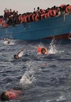 Hơn 100 người di cư được cứu sống