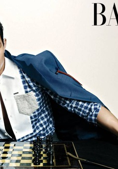 """Lee Jung Jae tiết lộ lý do """"lười"""" đóng phim truyền hình"""