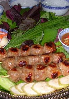 Đặc sắc bún cá sứa, nem nướng ở thành phố biển Nha Trang