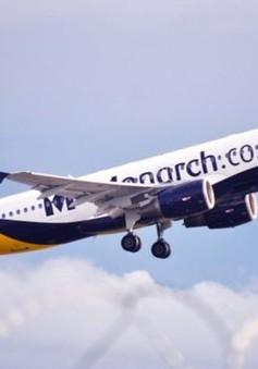 """Anh: Trợ cấp """"giải cứu"""" hành khách Monarch Airlines mắc kẹt trên toàn cầu"""