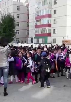 Xin học trường công tại Mông Cổ: Bốc thăm như chơi xổ số