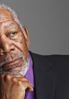 """Morgan Freeman - """"Báu vật"""" của màn bạc"""