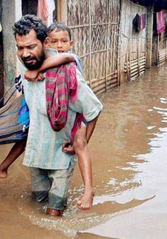 Ấn Độ sơ tán hơn 7.000 người khỏi khu vực mưa lũ