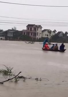 Nguy cơ sạt lở lớn sau mưa lũ tại Bình Định