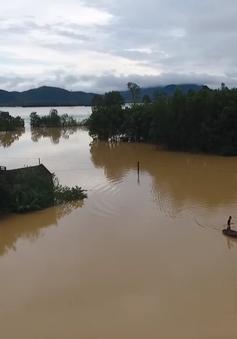 Thanh Hóa: 7 người chết, 4 người mất tích do mưa lũ