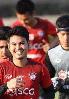 Sanna Khánh Hòa BVN 1-3 Muangthong United: Thất bại ở những phút cuối
