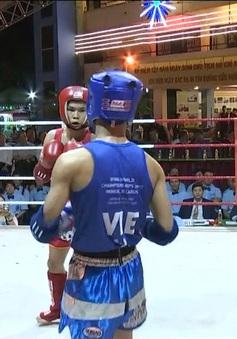 Giải vô địch Muay Thái Toàn quốc - Bước chuẩn bị cho SEA Games 29