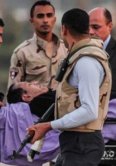 Cựu Tổng thống Ai Cập Hosni Mubarak được tuyên trắng án