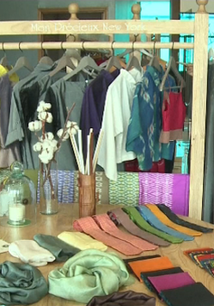 Myanmar thúc đẩy sản xuất thời trang nội địa