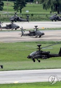 Triều Tiên chỉ trích cuộc tập trận chung Mỹ-Hàn