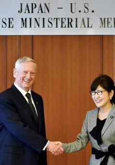 Mỹ - Nhật Bản củng cố hợp tác quốc phòng