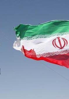Mỹ áp đặt lệnh trừng phạt mới với Iran