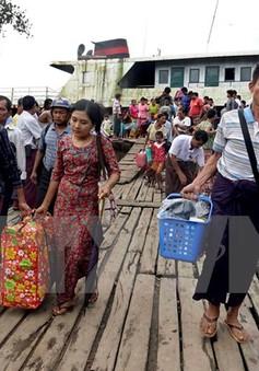 Myanmar kêu gọi các sắc tộc hợp tác vì hòa bình