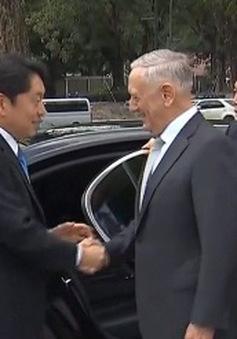 Hội đàm quốc phòng Mỹ - Nhật Bản