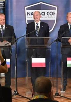 NATO mở trung tâm phản gián ở Ba Lan