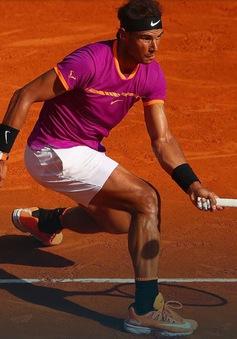 Đánh bại Goffin, Nadal lần thứ 11 vào chung kết Monte Carlo Masters