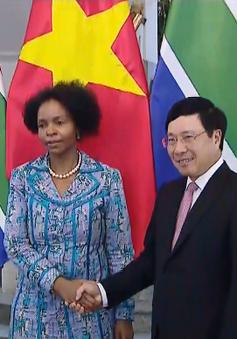 Quyết tâm đưa kim ngạch thương mại Việt Nam - Nam Phi lên 2 tỷ USD