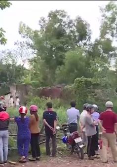 Quảng Trị: Nỗ lực tìm kiếm nam sinh mất tích sau khi rơi xuống cống