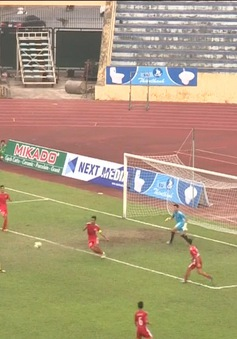 Giải hạng Nhất Quốc gia: Những khó khăn của CLB Nam Định trong mục tiêu thăng hạng