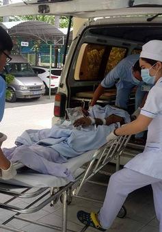 Vụ nổ bom ở Khánh Hòa: Nạn nhân thương tích nặng đã qua cơn nguy kịch