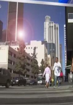 Nắng nóng kỷ lục tại Los Angeles