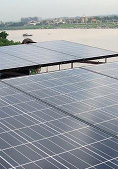Campuchia phát triển mạnh điện mặt trời