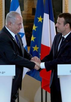 Pháp kêu gọi nối lại hòa đàm Trung Đông