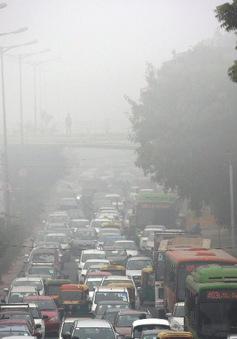 Khói độc hại tiếp tục bao phủ Thủ đô New Dehli