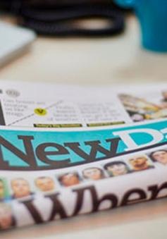 Anh: Nỗ lực đưa báo in trở lại sạp báo