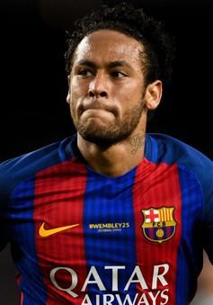 Phí phá vỡ hợp đồng của Neymar với Barcelona đang ngày một tăng