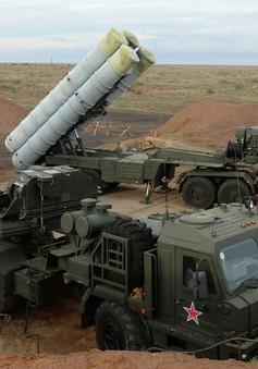 Thổ Nhĩ Kỳ ký thỏa thuận mua vũ khí của Nga