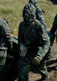 Nga đã tiêu hủy toàn bộ vũ khí hóa học từ thời Chiến tranh Lạnh
