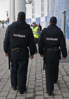 Nga bắt giữ các phần tử ủng hộ IS