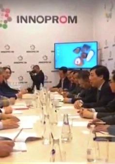 Việt Nam - LB Nga tăng cường hợp tác giữa các địa phương