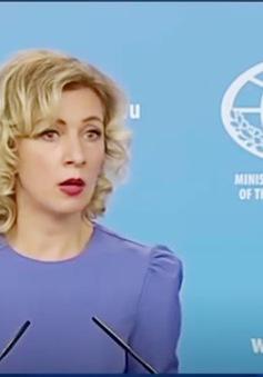 Nga sẽ đáp trả hành động của Mỹ với hãng tin RT và Sputnik