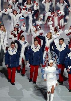 Nga bị cấm tham dự Thế vận hội mùa Đông