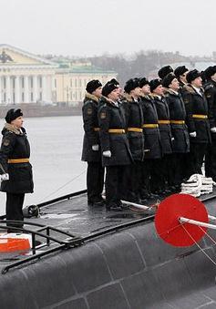 Nga điều 2 tàu ngầm tới Địa Trung Hải
